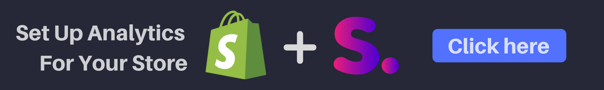 Set Up Shoppr's Analytics for Your Shopify Store
