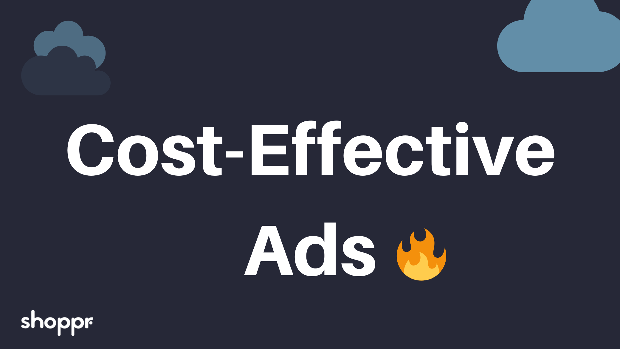 Cost-Effective Ad platforms for E-Commerce Marketing