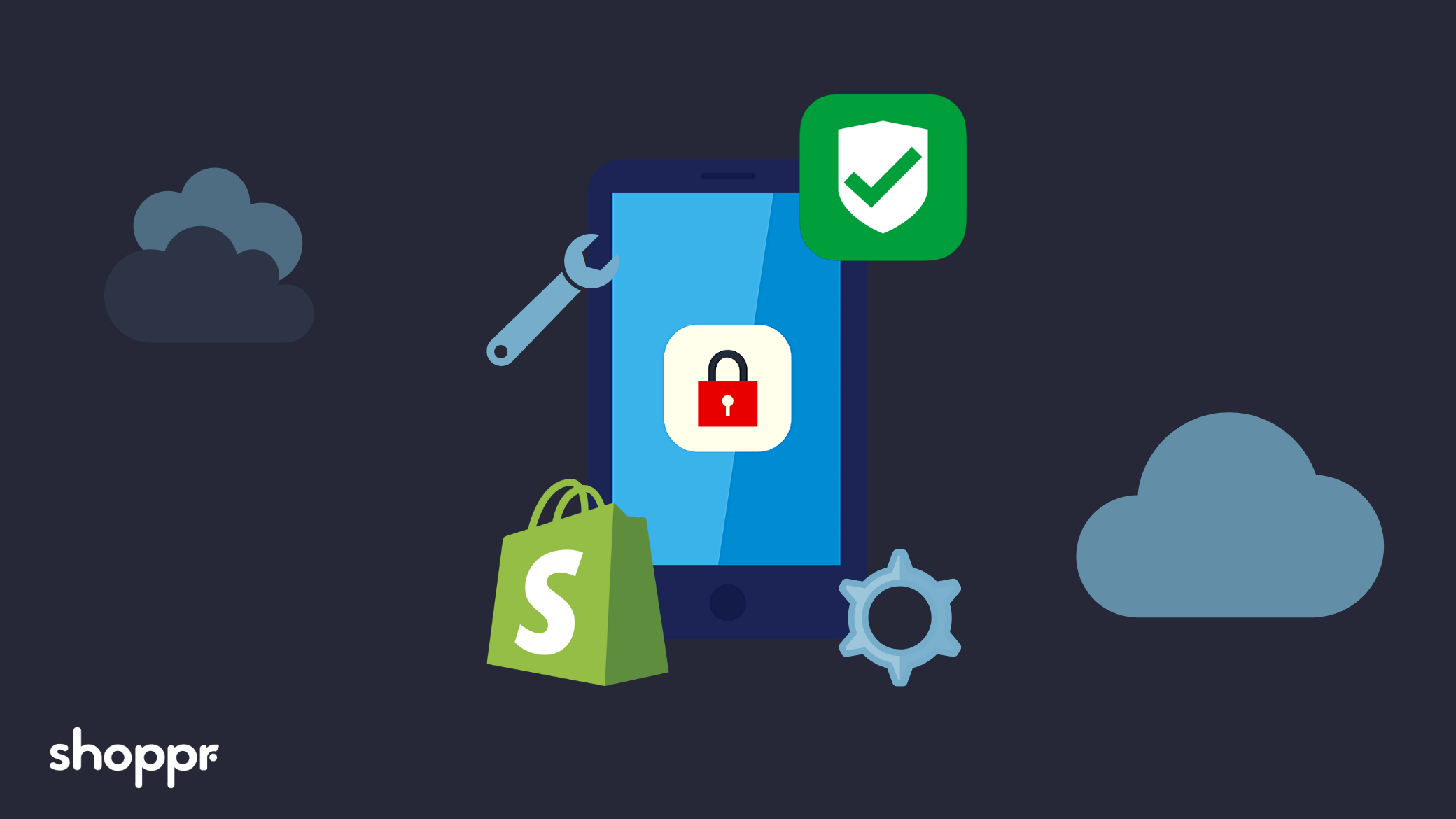 Securing Shopify Mobile App